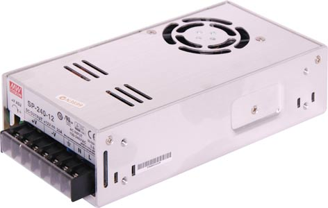 240W 12VDC Switchmode Power Supply
