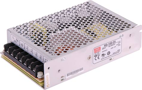 108W 24VDC Switchmode Power Supply