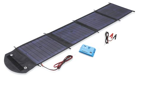 50W Fold Out Portable Blanket Solar Panel