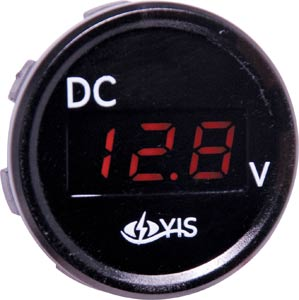 Volt Meter LED Digital