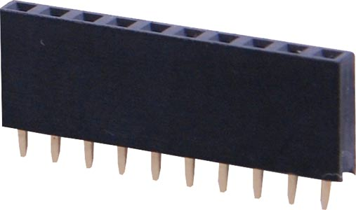10 Pin Header Socket 8.5mm