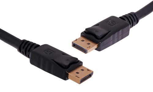 3m DisplayPort Male to Male Cable
