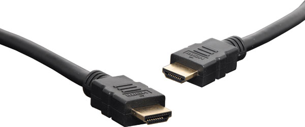3m High Speed HDMI with Ethernet Cable