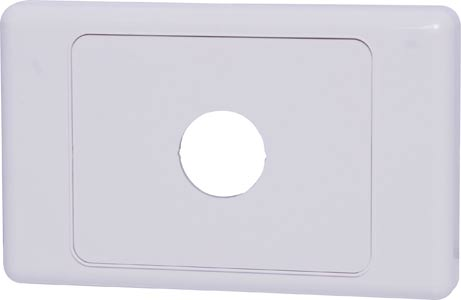 Wallplate For S 4030-S 4035 Panel Lamp