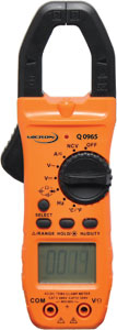 High Current AC/DC Clamp Meter 600A