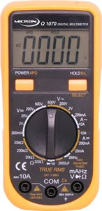 20 Range True RMS Digital Multimeter