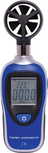 Digital Anemometer Thermometer