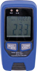 Digital Humidity and Temperature Datalogger
