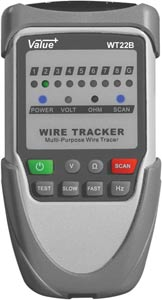Professional Cable Tracer and Network Cable Tester