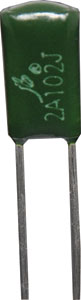 0.33uF 250V 15mm Greencap Capacitor
