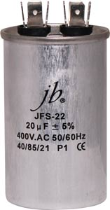 20uf 400V AC Motor Start Capacitor