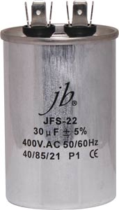 30uf 400V AC Motor Start Capacitor