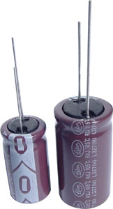 3300uF 25V PCB Low ESR Electrolytic Capacitor
