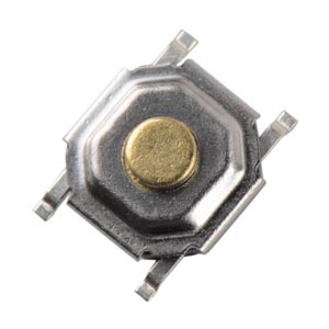 SPST Momentary SMD 2.9mm Tactile Switch