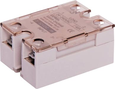 AC 40A SPST Solid State Relay