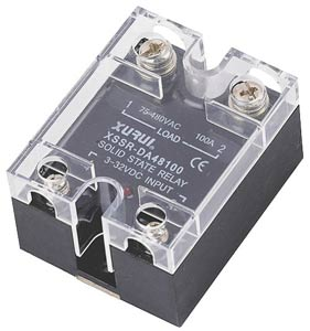 DC 100A SPST Solid State Relay
