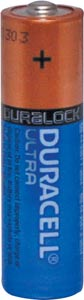AA Duracell Ultra Alkaline Battery 4pk