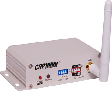 5.8GHz Audiovisual Transmitter 10mW With Scrambler