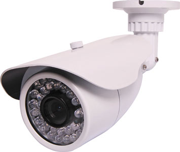 Colour Vari-Focal IP66 IR Bullet Camera