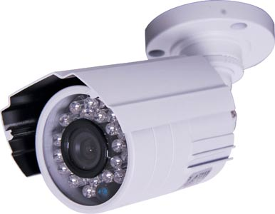 1080p AHD / 960H IP66 IR Colour Bullet Camera