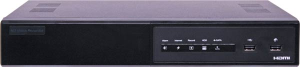8 Channel Push Video Network Video Recorder