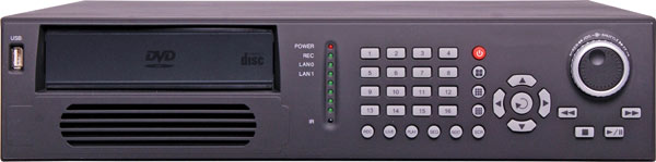 VACRON 16 Channel Network Video Recorder (NVR)