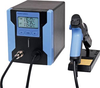 Temperature Controlled 90W Vacuum Desoldering Station