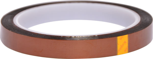 12mm x 33m High Temperature Polyimide Tape