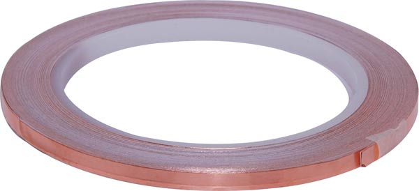 5mm x 15m Copper Tape