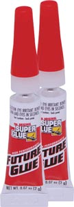 Super Glue Tube 2 Pack
