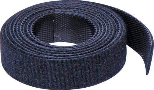 12.5mm Double Sided Hook & Loop Tape 10m