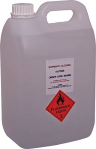 Isopropyl Alcohol 5 Litre Bottle