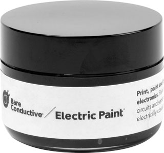 50mL Jar Bare Conductive Paint