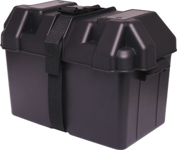 Automotive / Marine Plastic Battery Box (27M type)