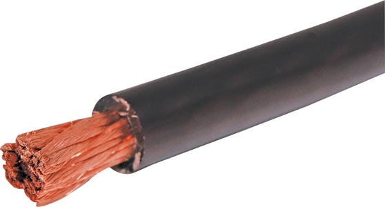 2842/0.15 150A Black Power Cable (30m roll)