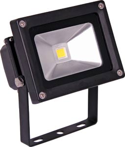10W 240V AC IP65 Warm White Weatherproof LED Floodlight