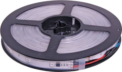 IP65 5050 RGB Magic 12 Volt LED Strip Light 5m Roll
