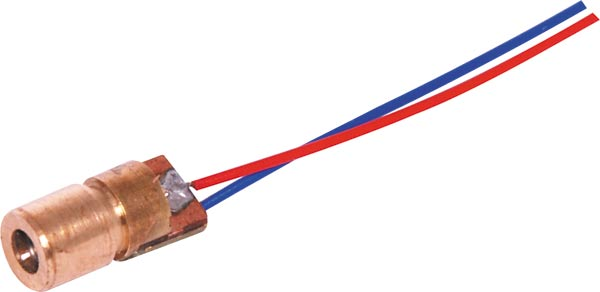 1mW Red Laser Diode