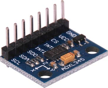 ADXL345 3 Axis Accelerometer Breakout For Arduino