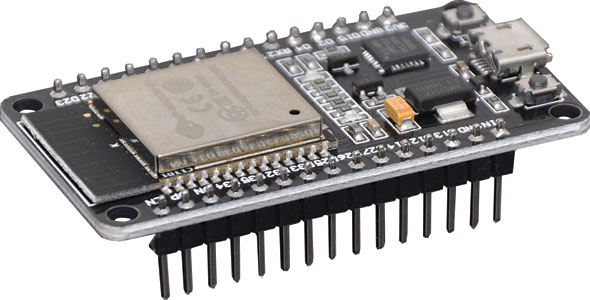 ESP32 WiFi-Bluetooth Module & Interface Board